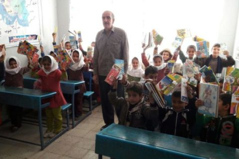 Jackets for 50 Students in Mazandaran Province