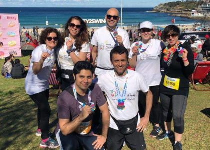 City2Surf in Sydney