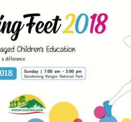 HELPING FEET  2018