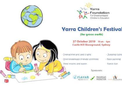 Yarra Children's Festival – Sydney